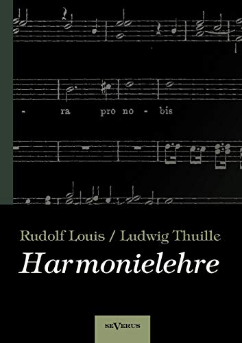 9783863473068: Harmonielehre (German Edition)