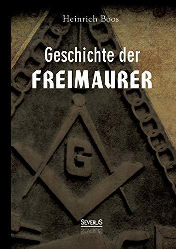 Geschichte der Freimaurer: Heinrich Boos