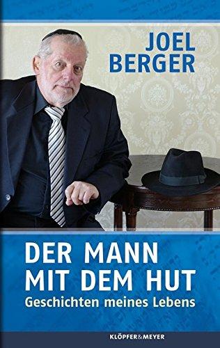 9783863510541: Der Mann mit dem Hut: Geschichten meines Lebens