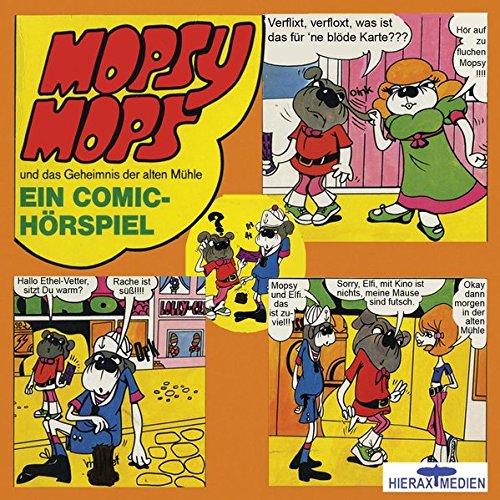 9783863520052: Mopsy Mops und das Geheimnis der Alten