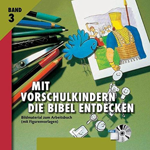 9783863530297: Mit Vorschulkindern die Bibel entdecken 3 [import allemand]