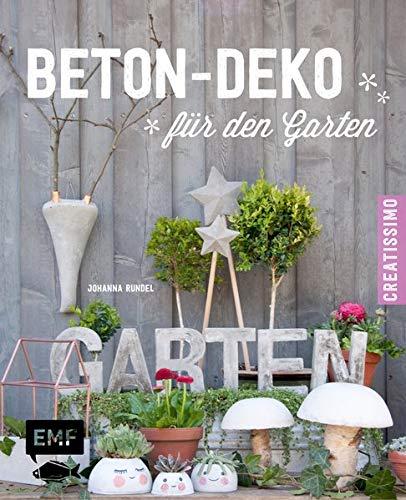 9783863553364: Beton-Deko f�r den Garten: f�r drau�en