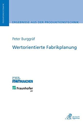 9783863590710: Wertorientierte Fabrikplanung