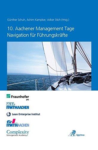 10. Aachener Management Tage: Günther Schuh