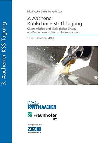 3. Aachener Kühlschmierstoff-Tagung: Dieter Lung