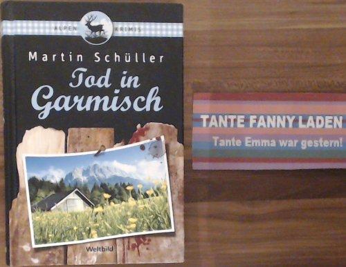 9783863652494: Tod in Garmisch : Oberbayern-Krimi.