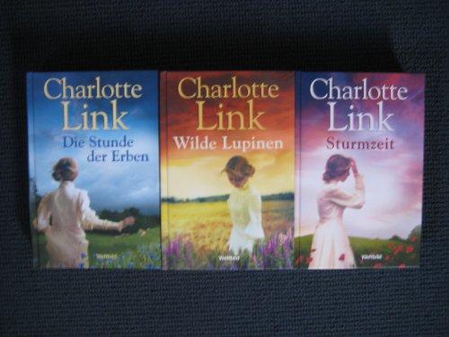 Sturmzeit-Trilogie - Sturmzeit - Wilde Lupinen -: Charlotte Link