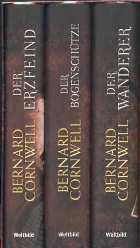 9783863658977: Die Bücher vom Heiligen Gral 3 Bände im Schuber - Der Bogenschütze - Der Wanderer - Der Erzfeind