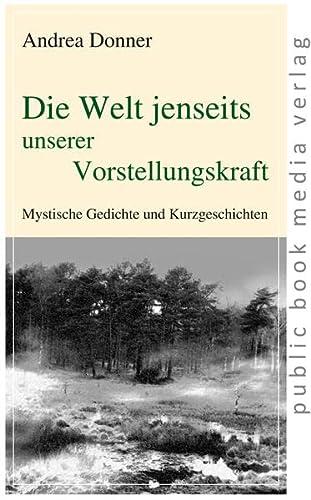 9783863690939: Die Welt jenseits unserer Vorstellungskraft. Mystische Gedichte und Kurzgeschichten (German Edition)