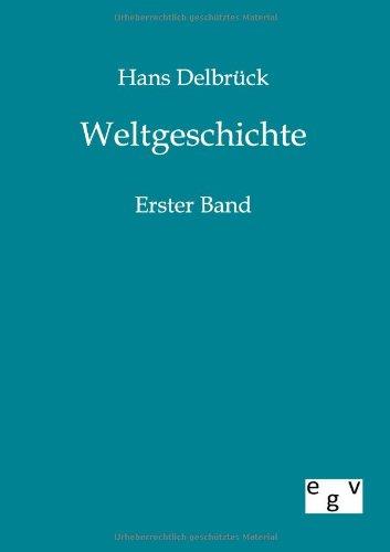9783863820602: Weltgeschichte (German Edition)