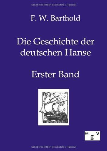 9783863821760: Die Geschichte der deutschen Hanse