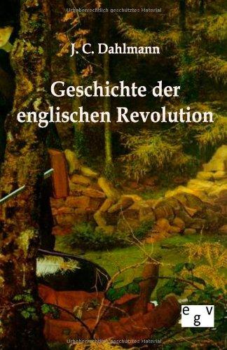 Geschichte der englischen Revolution