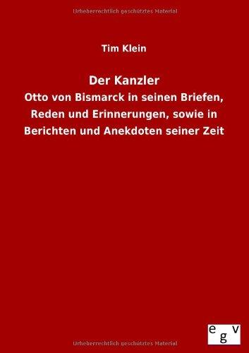 Der Kanzler: Tim Klein