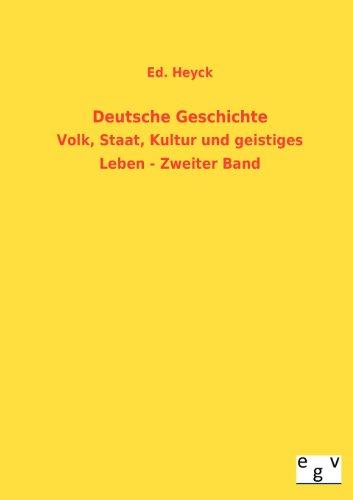 Deutsche Geschichte 2: Ed. Heyck