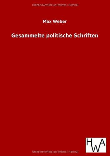9783863831448: Gesammelte politische Schriften (German Edition)