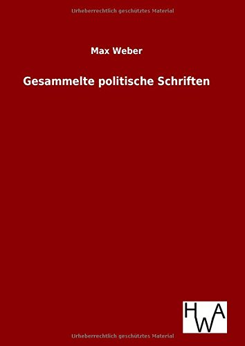 9783863833442: Gesammelte politische Schriften (German Edition)