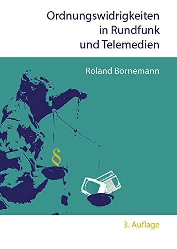 9783863862619: Ordnungswidrigkeiten in Rundfunk und Telemedien: Rechtshandbuch