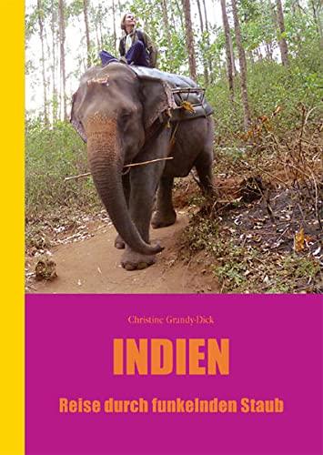 9783863862978: Indien: Reise durch funkelnden Staub
