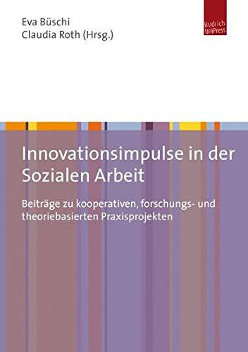 9783863880187: Schritte zur Innovation in der Sozialen Arbeit