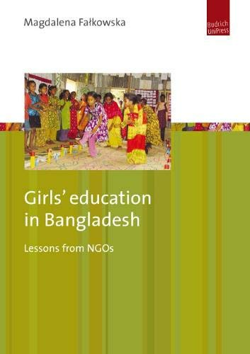 9783863880262: Girls' education in Bangladesh: Lessons from NGOs