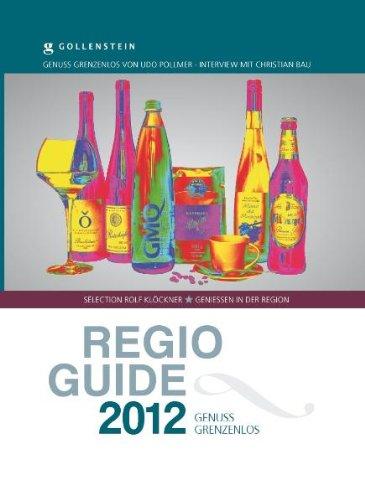 9783863900021: Regioguide 2012