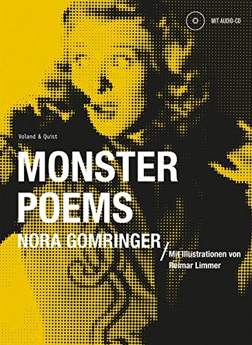 9783863910280: Monster Poems