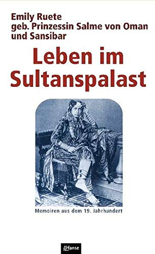 9783863930431: Leben im Sultanspalast: Memoiren aus dem 19. Jahrhundert