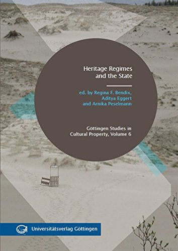 9783863950750: Heritage Regimes and the State (Gottingen Studies in Cultural Property Volume 6)