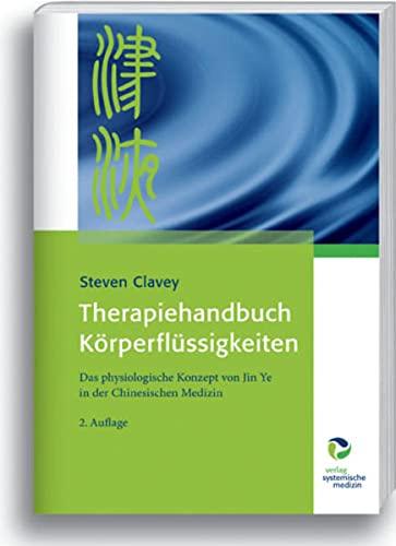 9783864010187: Therapiehandbuch Körperflüssigkeiten
