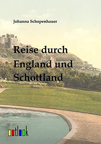 9783864030345: Reise durch England und Schottland (German Edition)