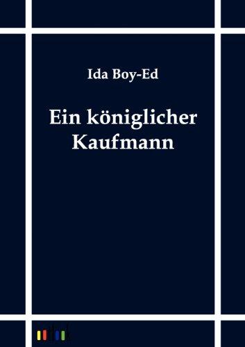 9783864030420: Ein königlicher Kaufmann (German Edition)