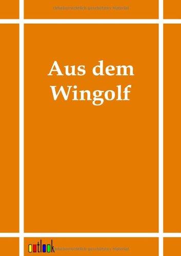 Aus dem Wingolf: Wingolf