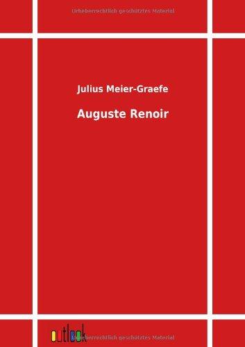 Auguste Renoir: Julius Meier-Graefe