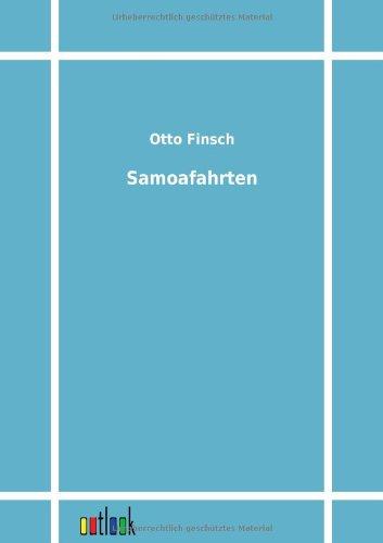 9783864032073: Samoafahrten