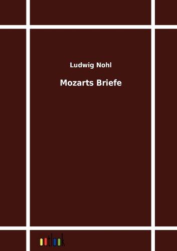 9783864033230: Mozarts Briefe