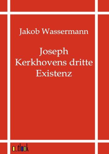 9783864035920: Joseph Kerkhovens dritte Existenz