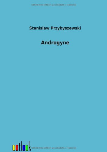 9783864036415: Androgyne (German Edition)
