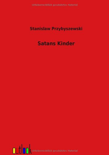 9783864036439: Satans Kinder (German Edition)