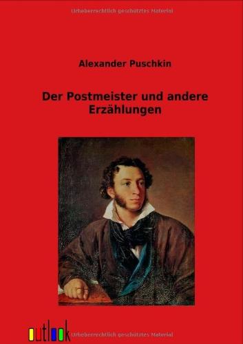 9783864036477: Der Postmeister und andere Erzählungen (German Edition)