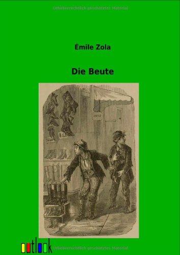 9783864036514: Die Beute (German Edition)