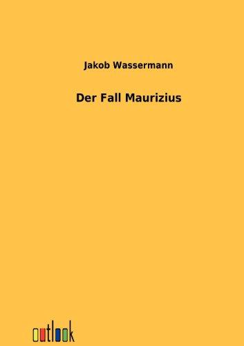 9783864037771: Der Fall Maurizius