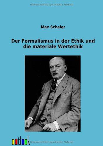 9783864037832: Der Formalismus in der Ethik und die materiale Wertethik