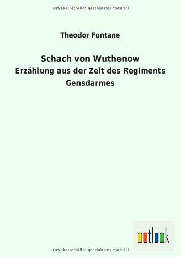 9783864038365: Schach von Wuthenow