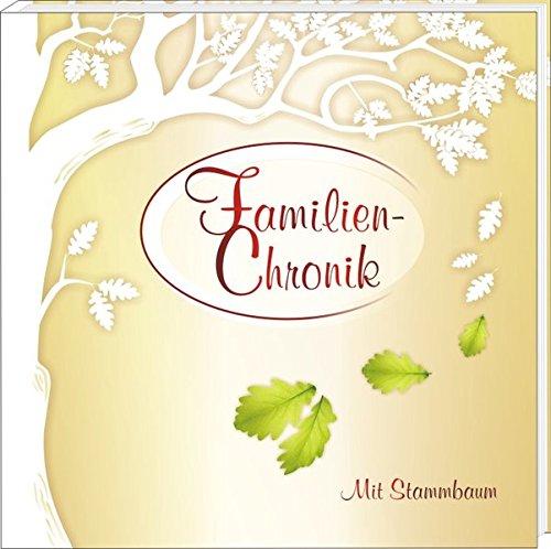 9783864050466: Familien-Chronik: Album zum Eintragen und Einkleben