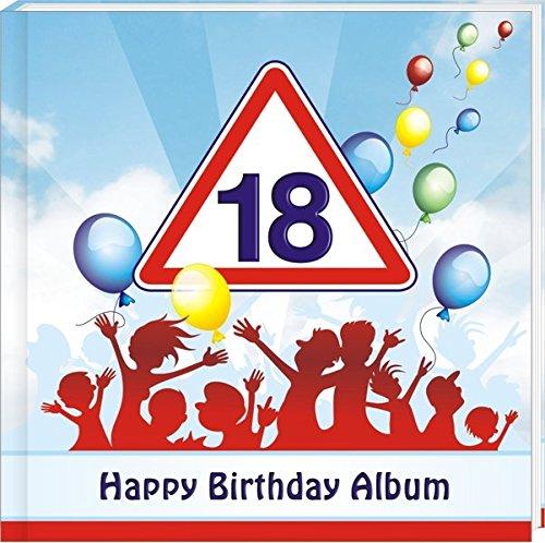Album - Happy Birthday 18: Happy Birthday-Album: Andrea Verlag
