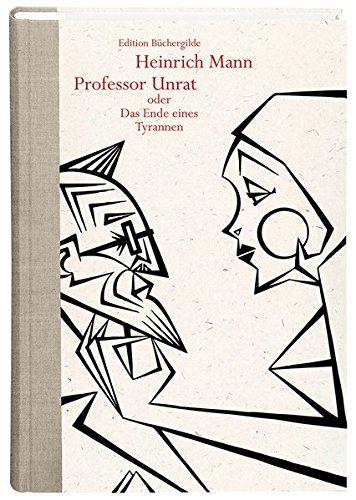 9783864060397: Professor Unrat oder Das Ende eines eines Tyrannen
