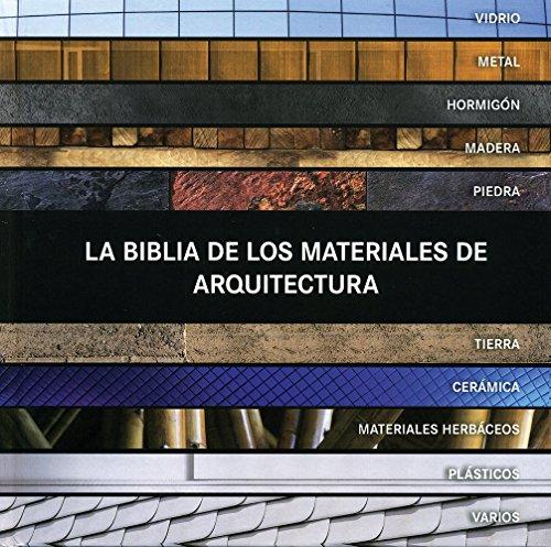 9783864071973: TINY TORO: BIBLIA DE LOS MATERIALES DE ARQUITECTURA (HC)