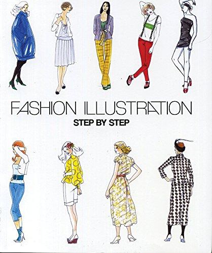 9783864074073: Fashion Illustration Step by Step