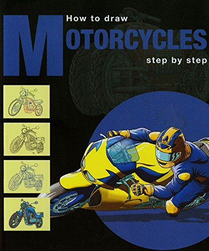 9783864074714: How to draw - Motorcycles