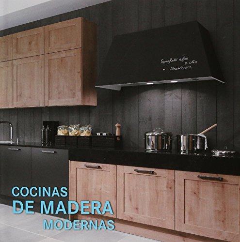 9783864075605: COCINAS DE MADERA MODERNAS (T.D)(15)